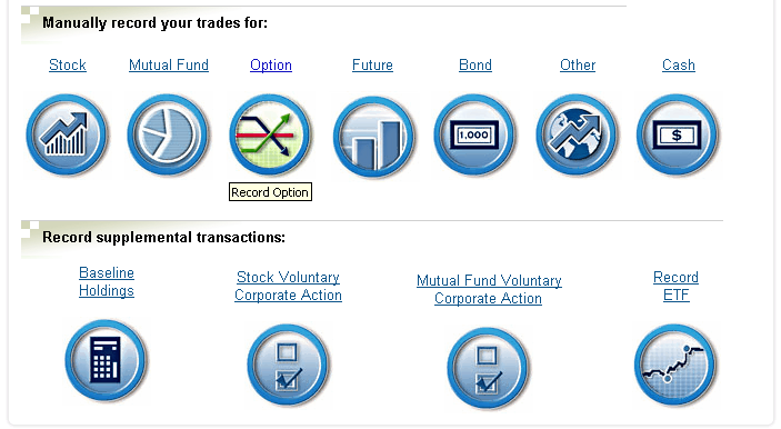 Where can i trade index options