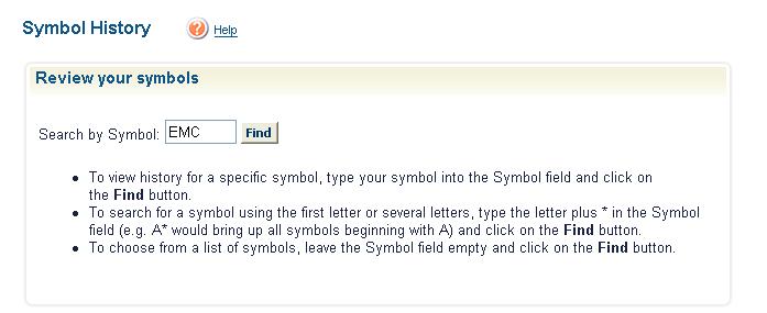 Navigation Symbol Details
